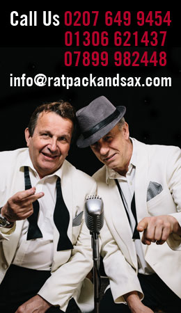 About Rat Pack and Sax