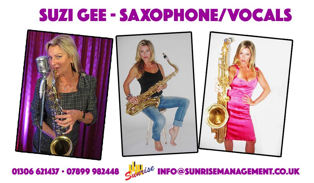 Suzi Gee Saxophone